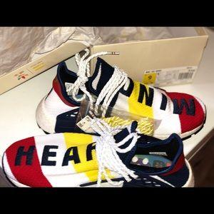 df6b66c874da9 adidas Shoes - BBC XAdidas Nmd Hu Pharrell 8-13 BBC Human Race